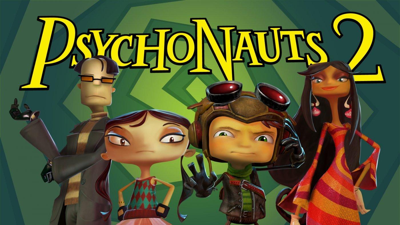 Psychonauts 2 Header