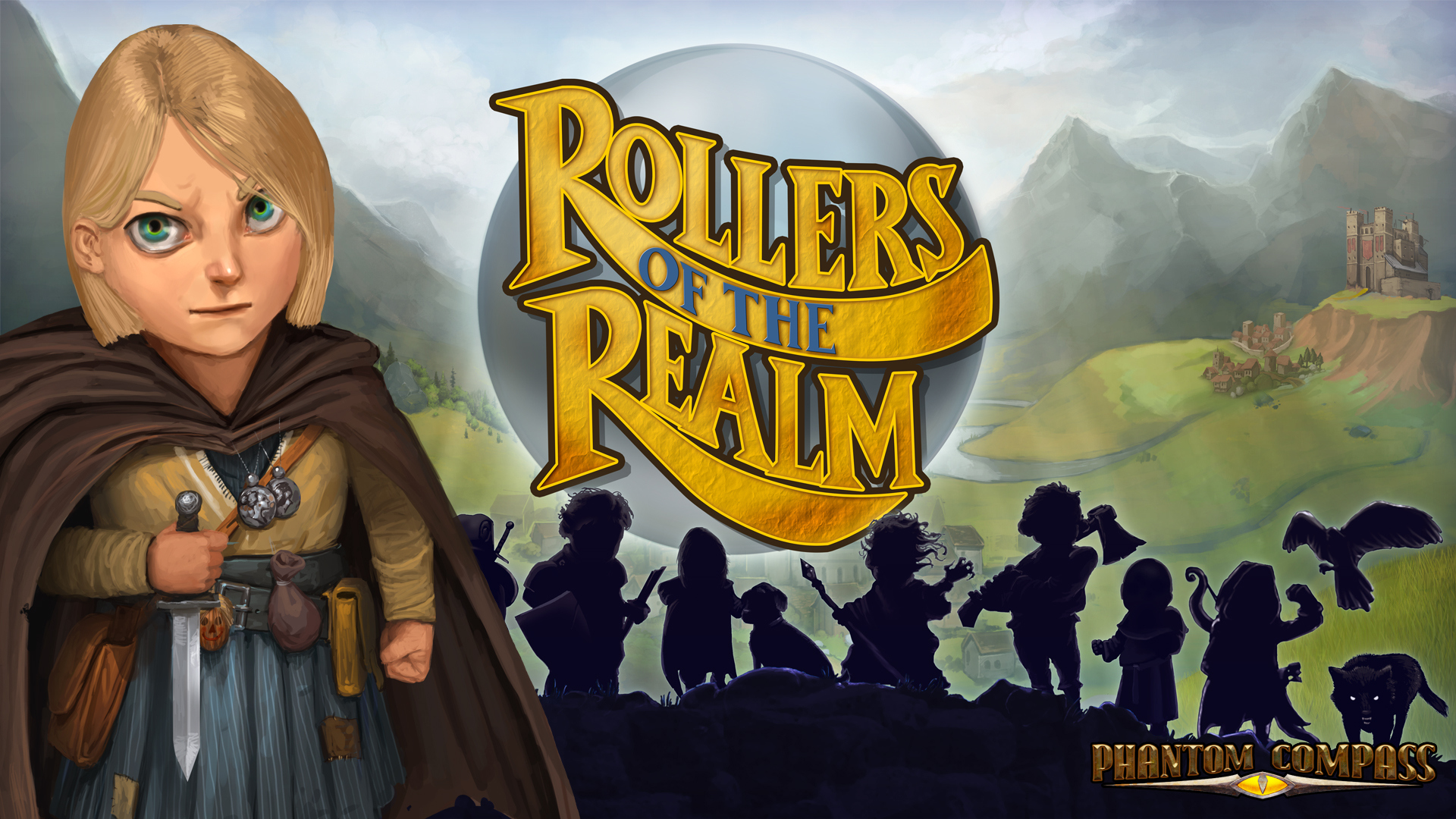 Rollers of the Realm header