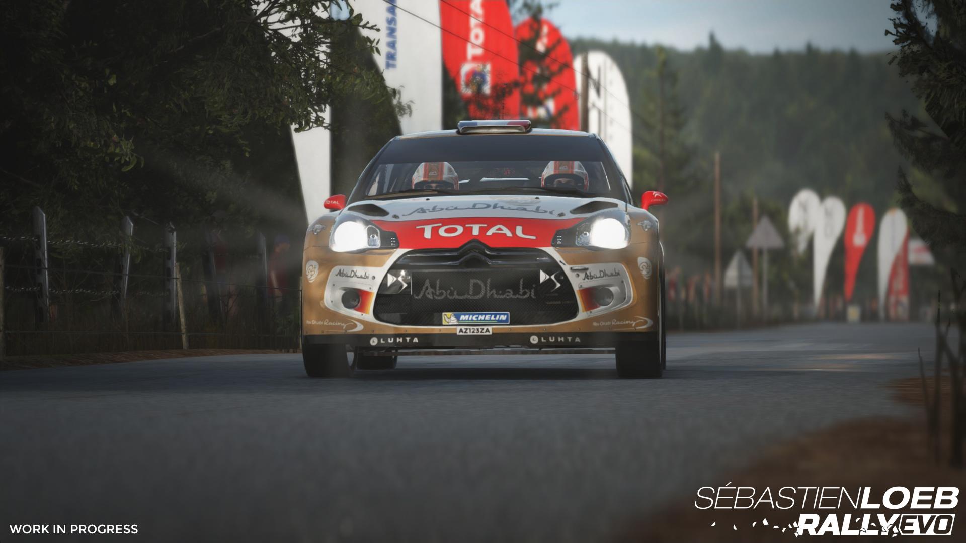 Sébastien Rally EVO