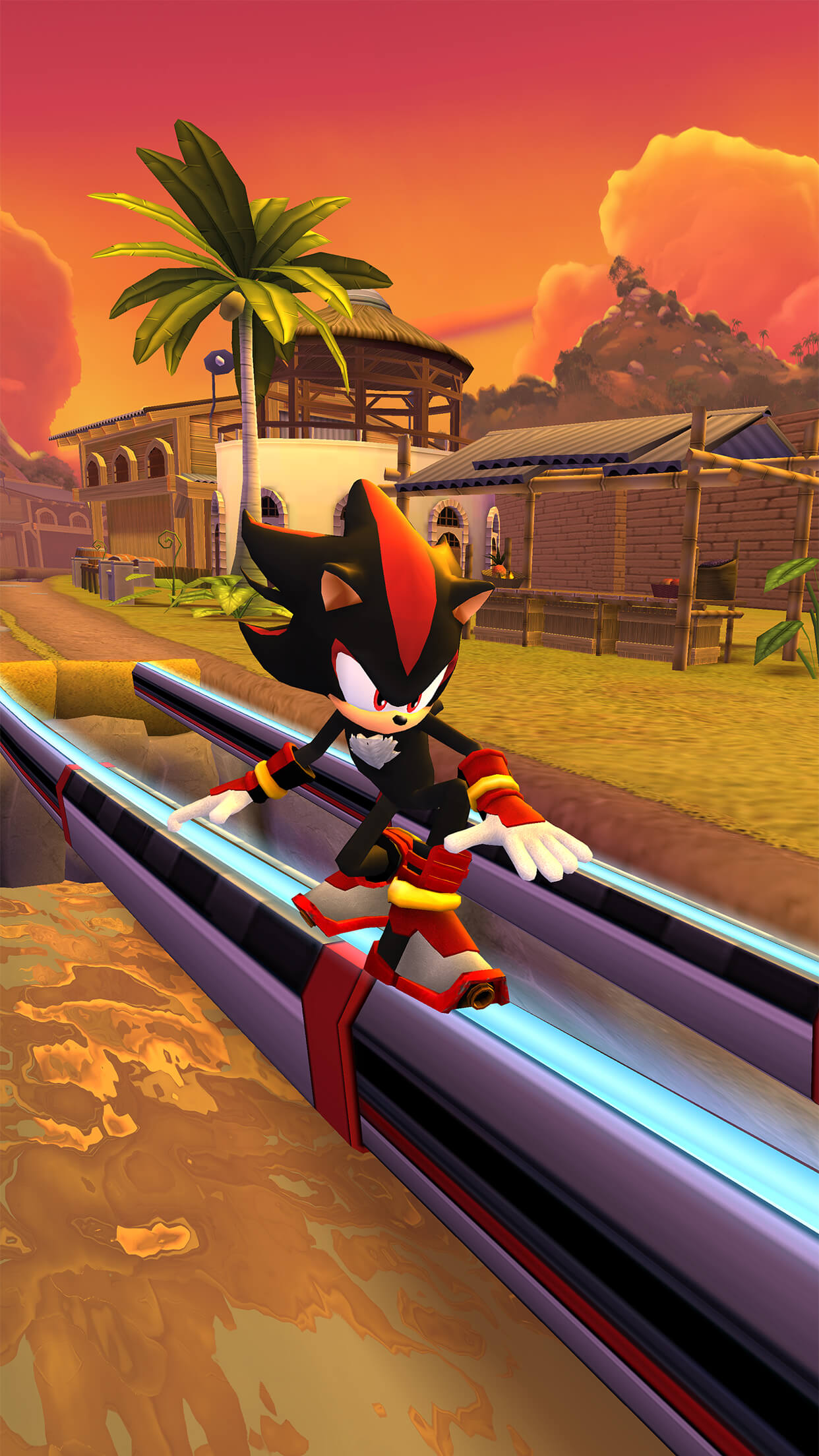Sonic_Dash_2_Sonic_Boom_-_Christmas_update_-_Shadow