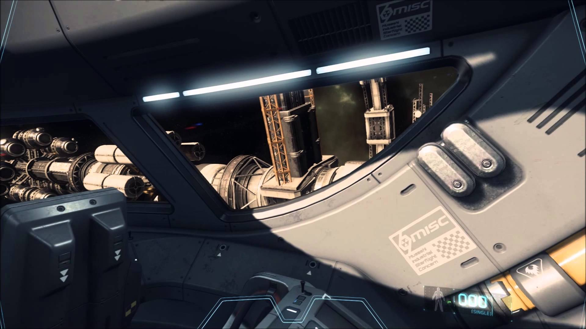 Star Citizen Alpha 2.1.0