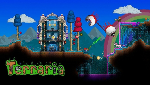 Terraria Nintendo 3DS