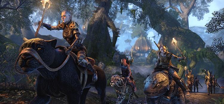 The Elder Scrolls Online 091215