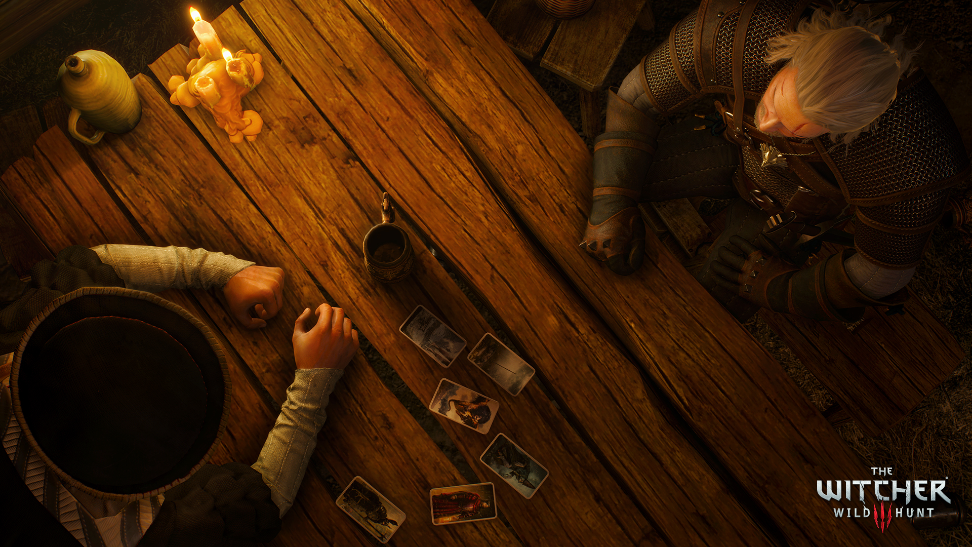 The Witcher 3 Wild Hunt Gwent