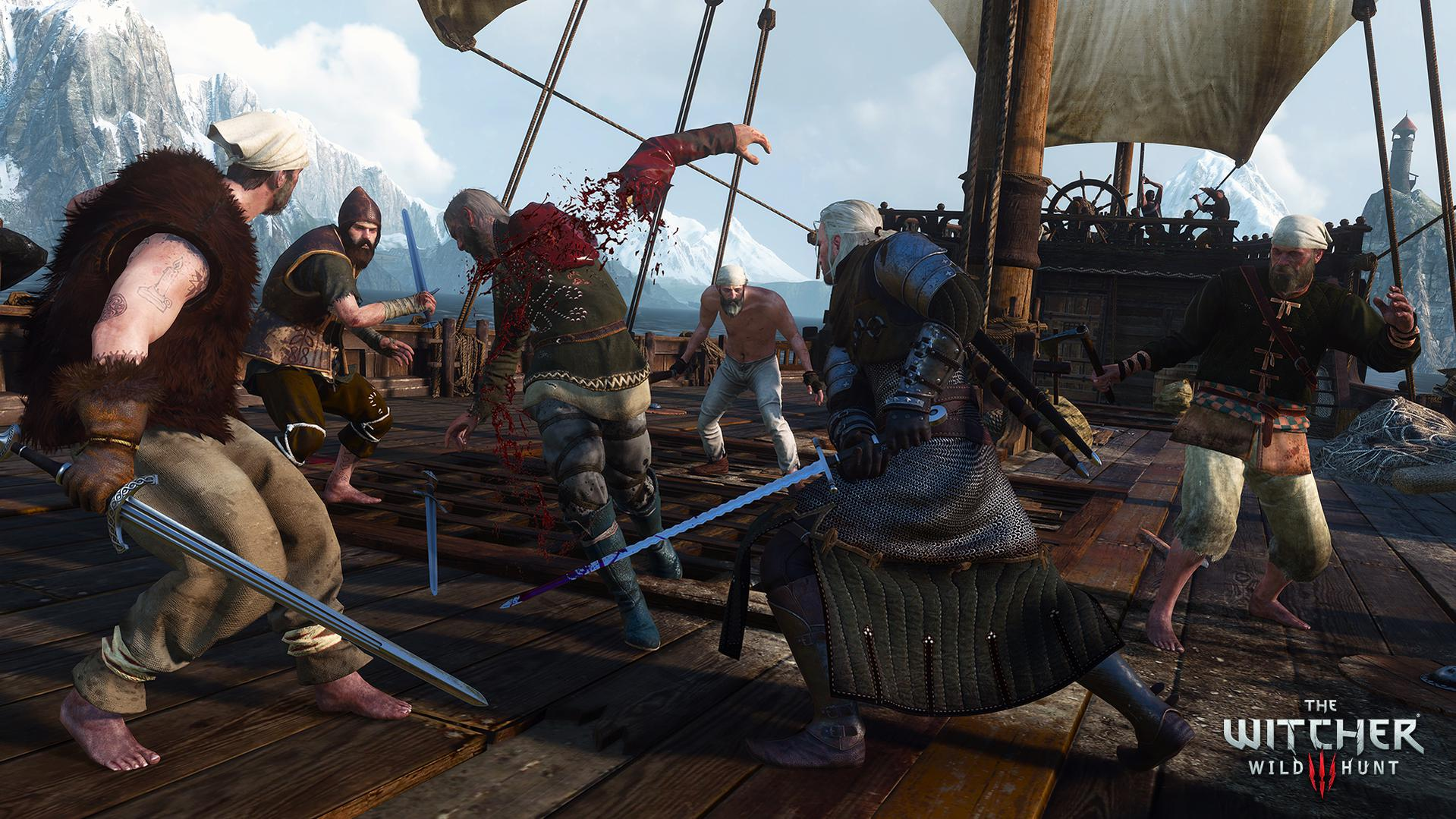 The Witcher 3 Wild Hunt Recensione 3