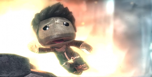 Uncharted 4 in little big planet 3