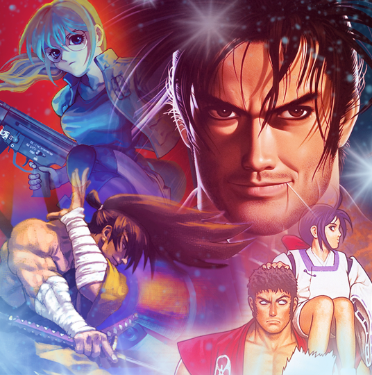 humble bundle 25 anni neogeo