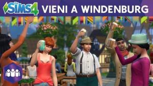 The Sims 4, trailer di lancio per l'espansione Usciamo Insieme che debutterà domani 10 dicembre