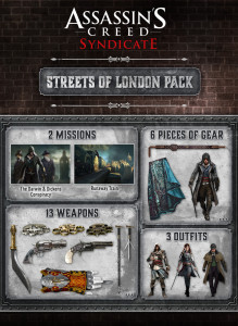 Assassin's Creed Syndicate, disponibile il dlc Strade di Londra
