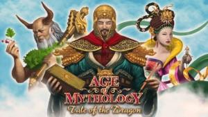 Age of Mythology, la nuova espansione Tale of the Dragon arriverà la settimana prossima