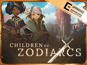 Square Enix Collective supporta la campagna Kickstarter per Children of Zodiarcs