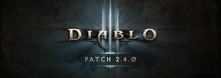 Diablo III 2.4.0