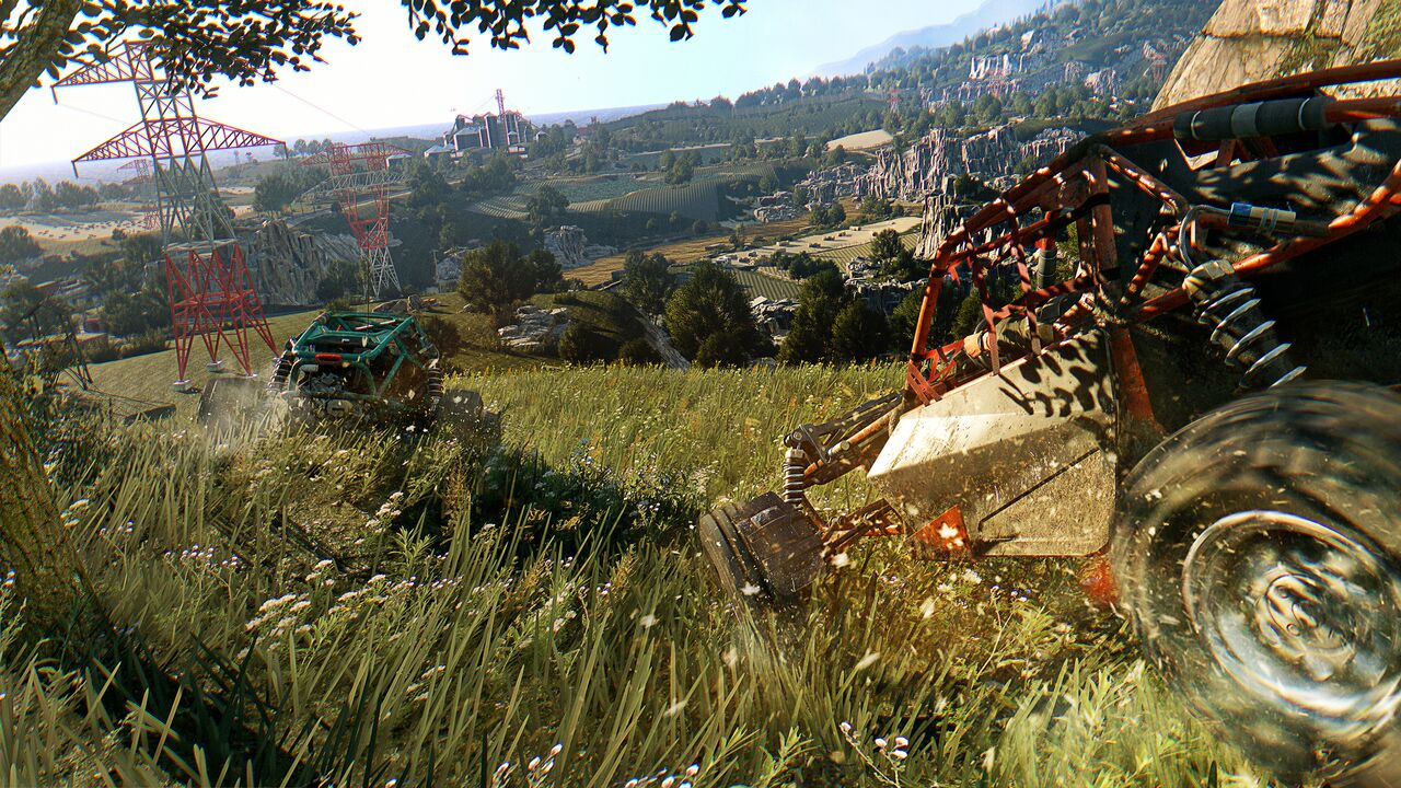 Dying Light The Following – Enhanced Edition