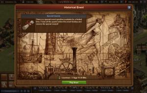 Forge of Empires celebra la storia con un anno di eventi in-game