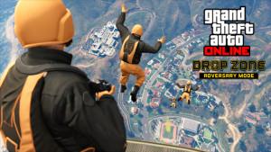 GTA Online, si aggiorna con la modalità Competizione Atterra e sotterra ed altre novità