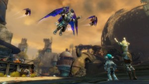 Guild Wars 2, disponibile l'aggiornamento gratuito Winter 2016, video ed immagini