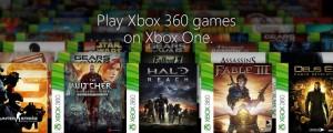Annunciati i nuovi giochi Xbox 360 retrocompatibili su Xbox One