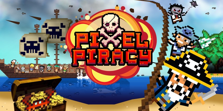 Pixel Piracy Key Art Final