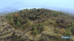 Total War: Arena, c'è la nuova mappa Gergovia, dettagli, immagini e video