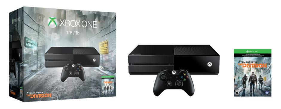 Xbox-One-Tom-Clancys-The-Division-Bundle