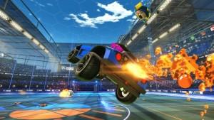 Rocket League su Xbox One avrà anche un dlc basato su Sunset Overdrive