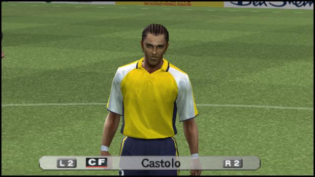 Il dottor Castolo, piede di piombo, prestato al gioco di calcio, croce e delizia degli amanti di PES fin dagli albori della serie