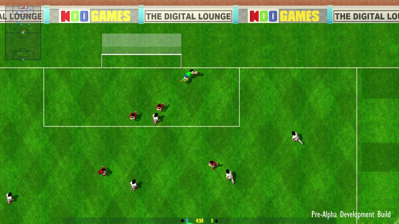 Dino Dini Kick Off Revivial D