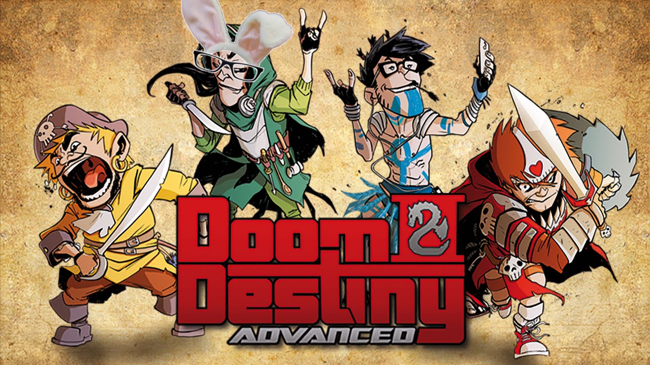 Doom & Destiny Advanced header
