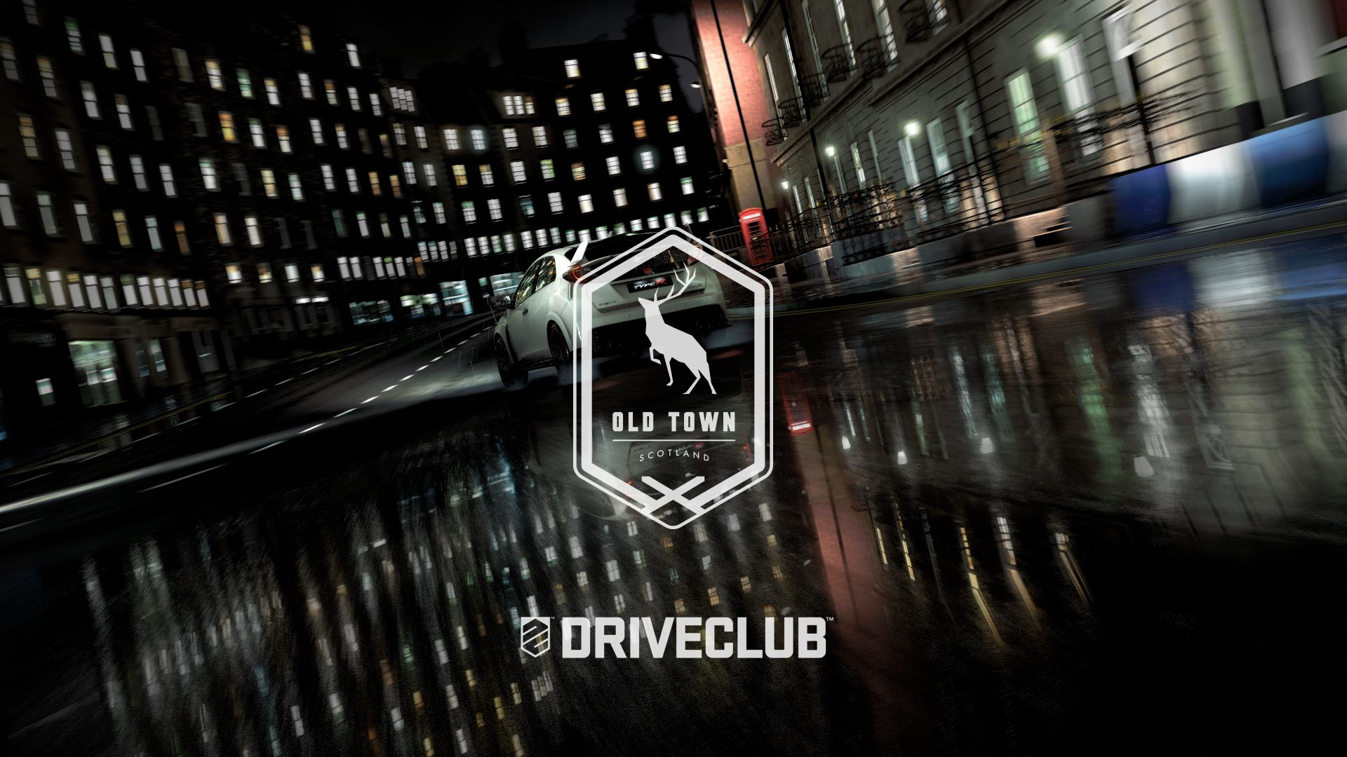 Driveclub Scottland Old Town