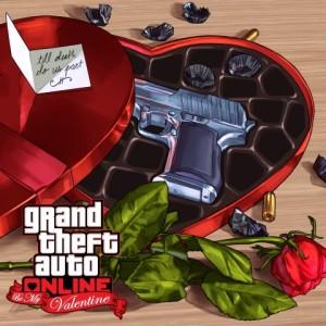 Grand Theft Auto Online, si festeggia un San Valentino assassino, trailer e dettagli