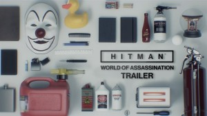 "Hitman, c'è il trailer ""World of Assassination"", attivi i pre-order"
