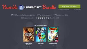 Humble Bundle, c'è una raccolta dedicata ad Ubisoft