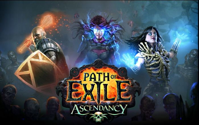 Path of Exile Ascenandy