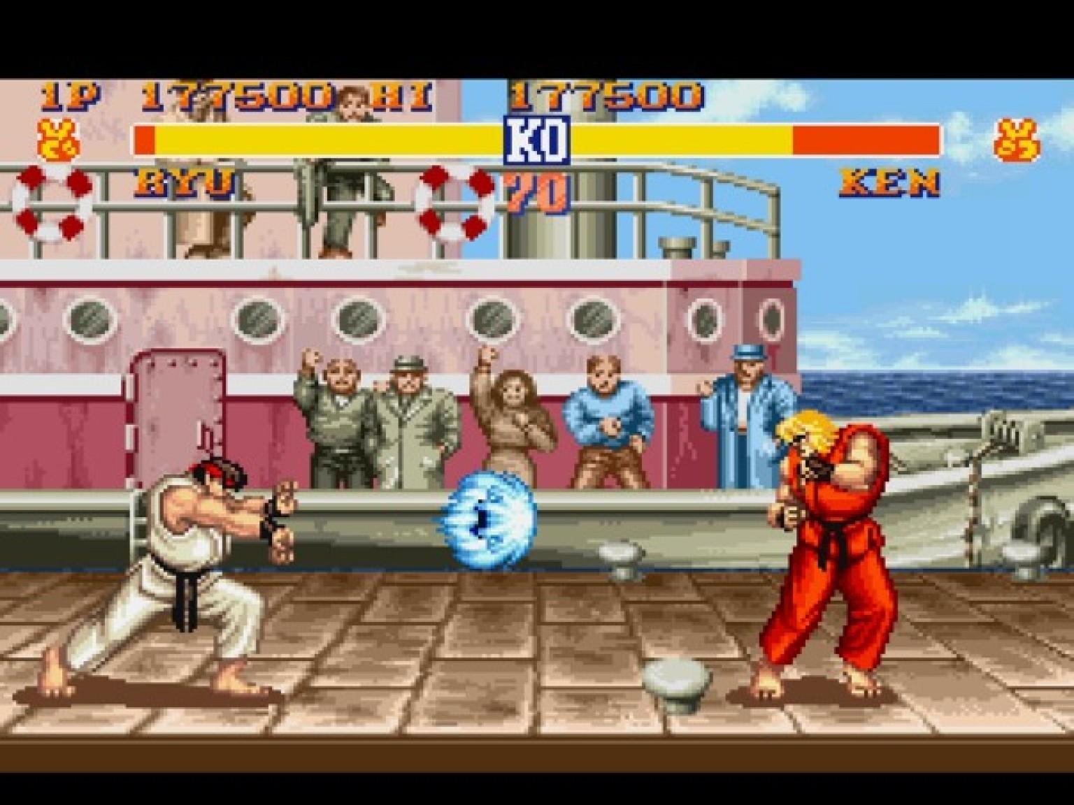STREET-FIGHTER-II