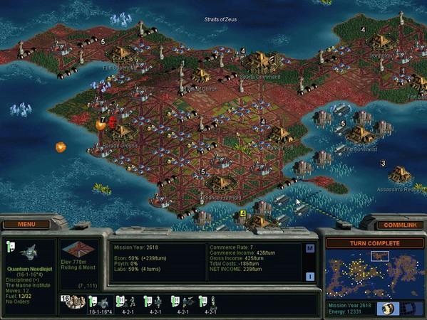 Sid Meier's Alpha Centauri fa parte degli sconti EA su GOG.com