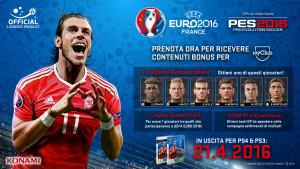 Uefa Euro 2016, Gareth Bale è testimonial del gioco