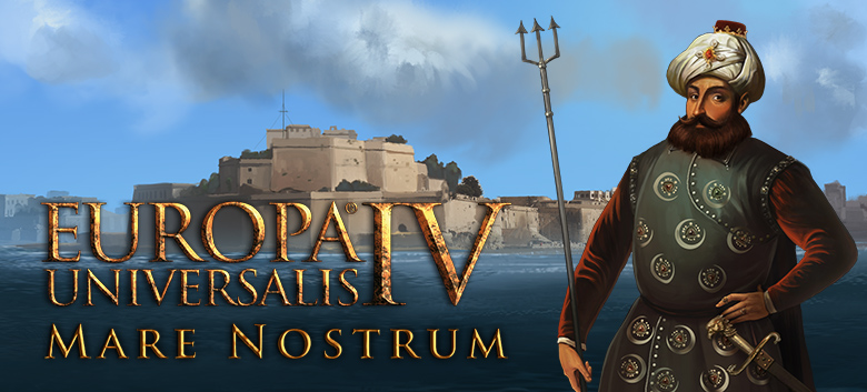 Europa Universalis IV Mare Nostrum