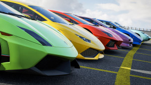 Microsoft e Lamborghini a fianco per il prossimo Forza Motorsport, i dettagli all'E3 2016