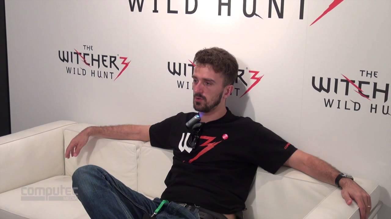 Konrad Tomaszkiewicz, game director di The Witcher 3 sarà l'ospite speciale del Premio Drago d'Oro 2016