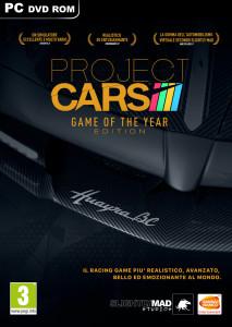 Project CARS, la Game of the Year Edition ha una data di lancio, annunciato il montepremi eSport