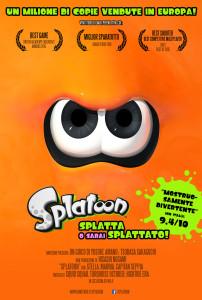 Splatoon supera il milione di copie vendute in Europa