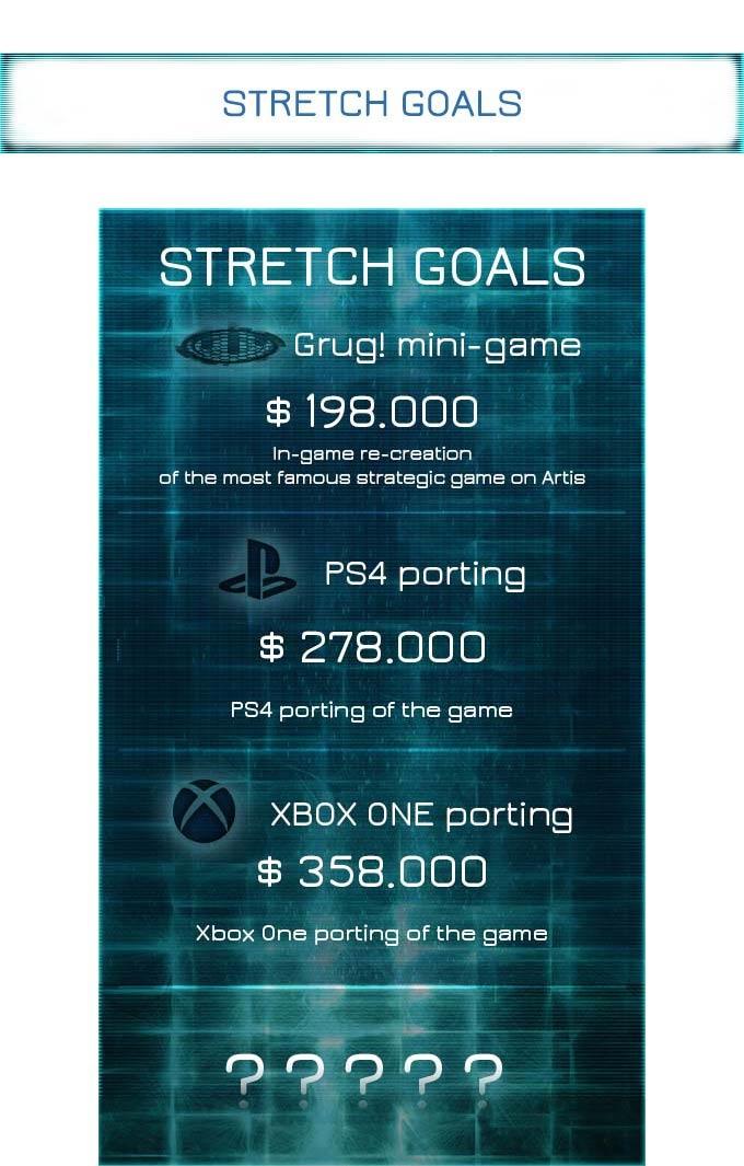 Stretch Goal Genomia