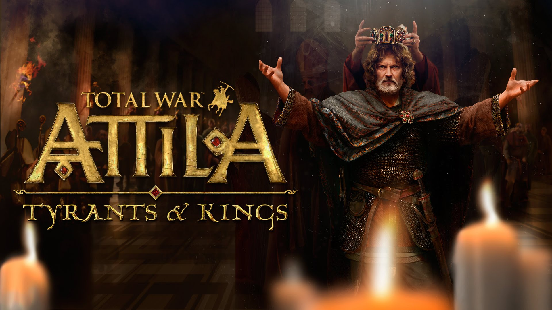 Total War Attila – Tyrants e Kings