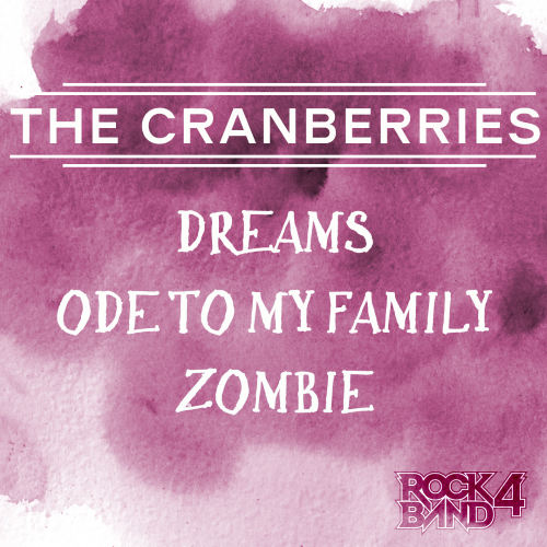 rock band 4 the cranberries