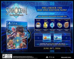 Star Ocean: Integrity and Faithlessness arriva in Occidente a fine giugno