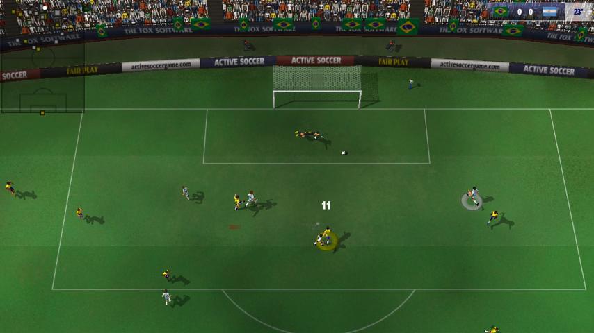 Active Soccer 2 DX B