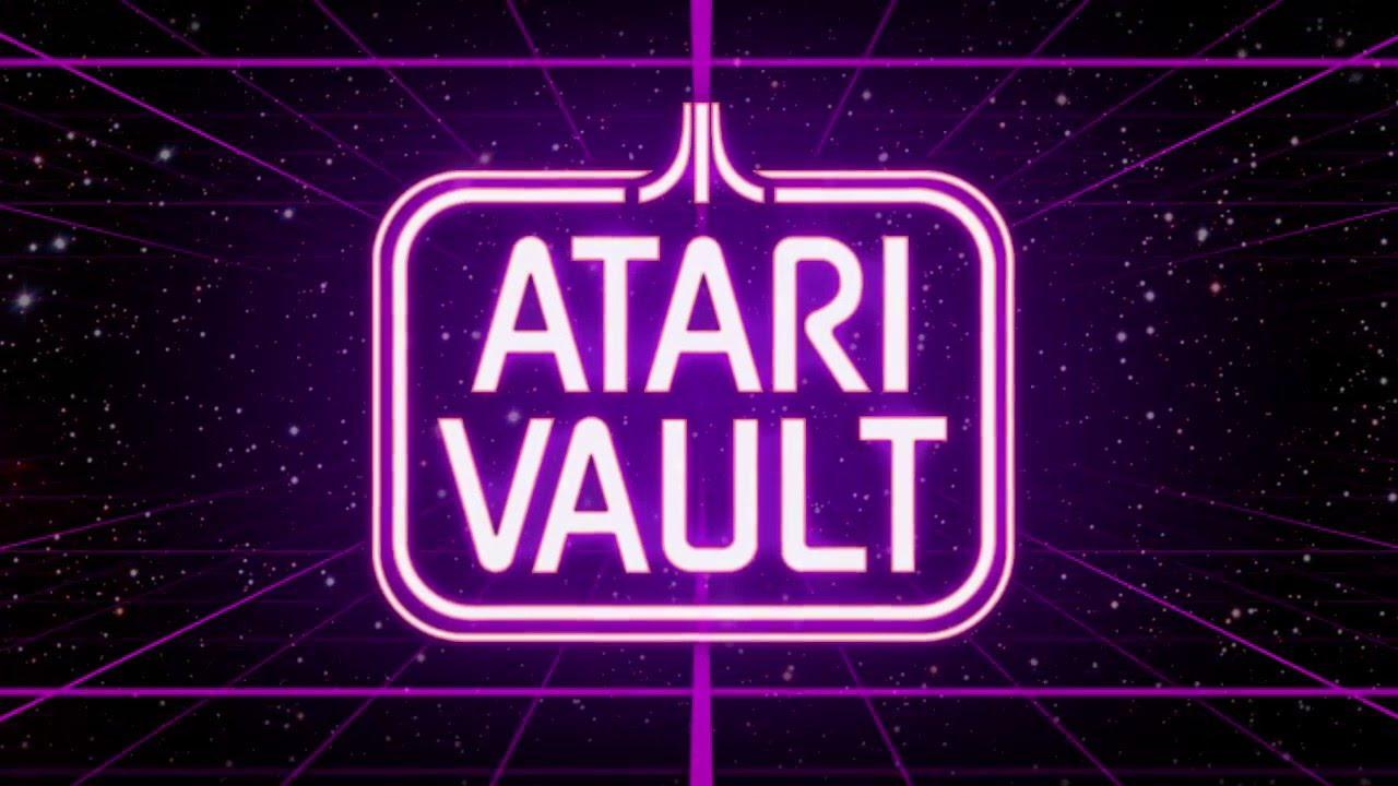 Atari Vault header