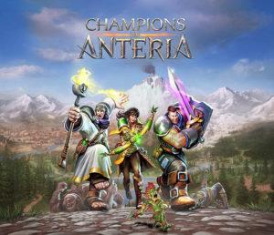 Champions of Anteria è il nuovo gioco di strategia in tempo reale per Pc annunciato da Ubisoft