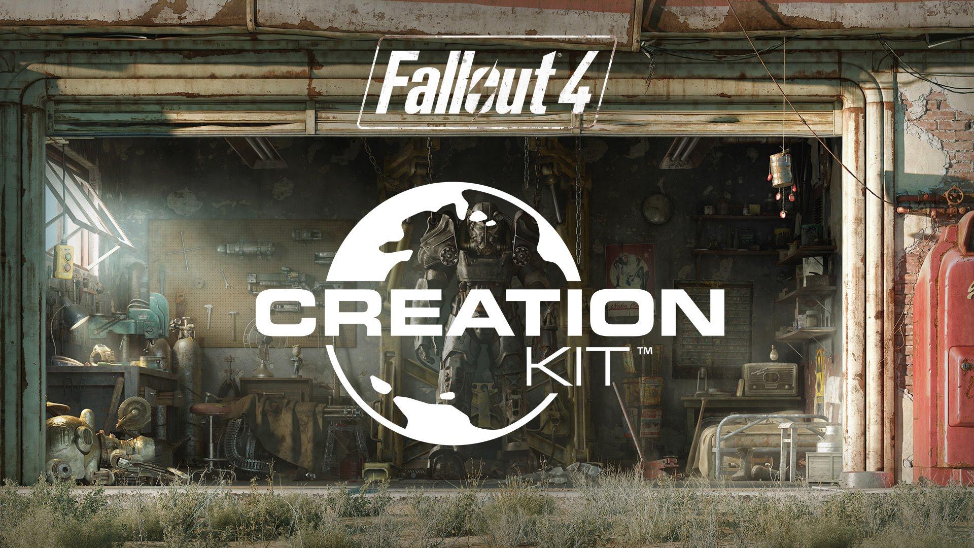 Fallout 4 creation kit