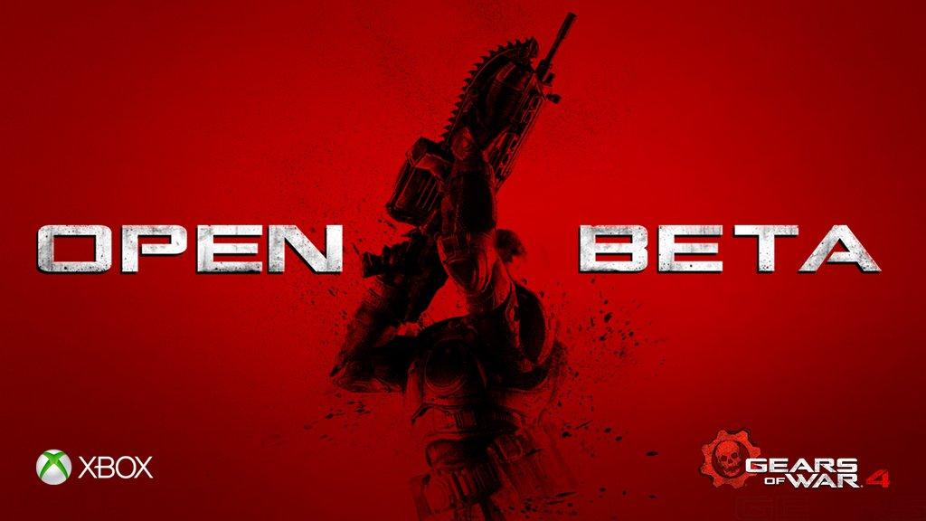 Gears of War Open Beta